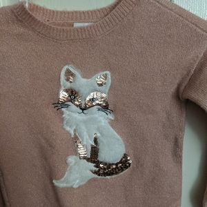 Sweater t shirt for the girls